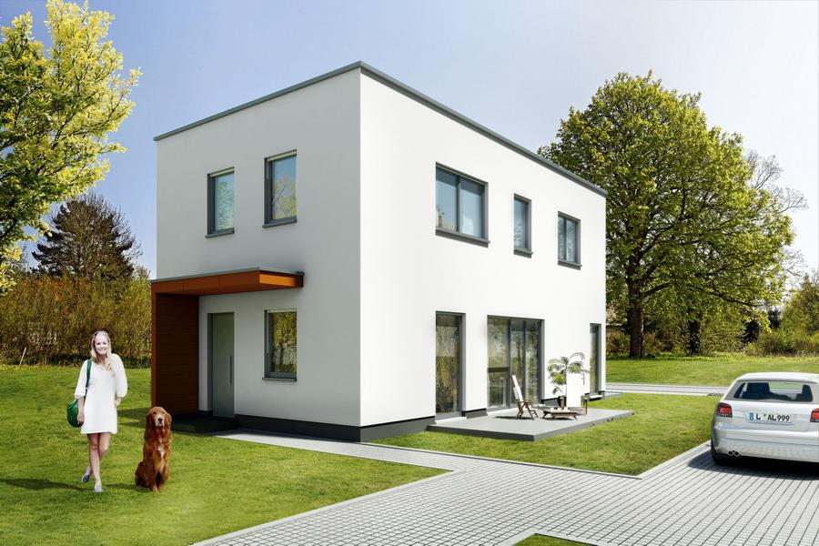Wirth immobilien efh for Moderne efh
